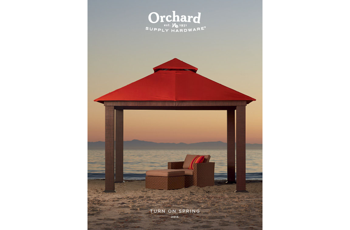 Orchard Supply Hardware Spring Catalog Melissa Shimmin
